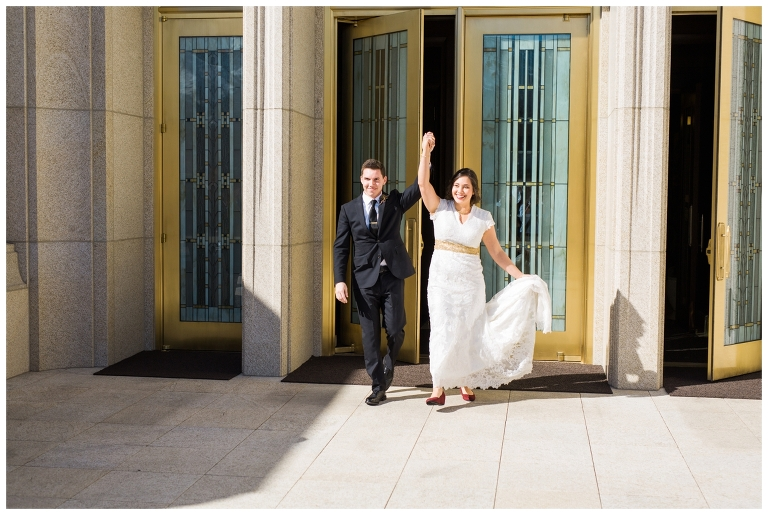 Ogden Utah LDS Wedding || Casey James Photography