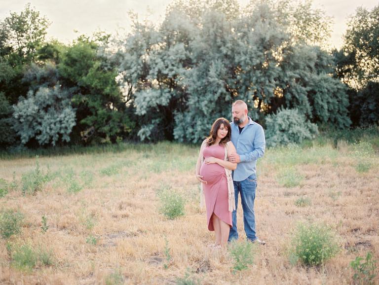 Swain Maternity || Idaho Falls Family Photographer || Casey James Photography
