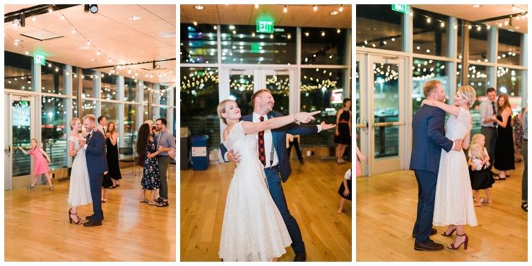 Gallivan Center Salt Lake City Wedding Photographer